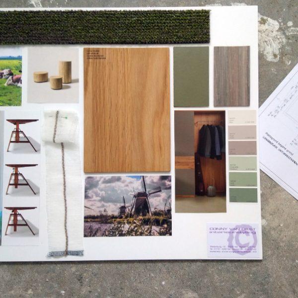 Moodboard Project Kinderdijk
